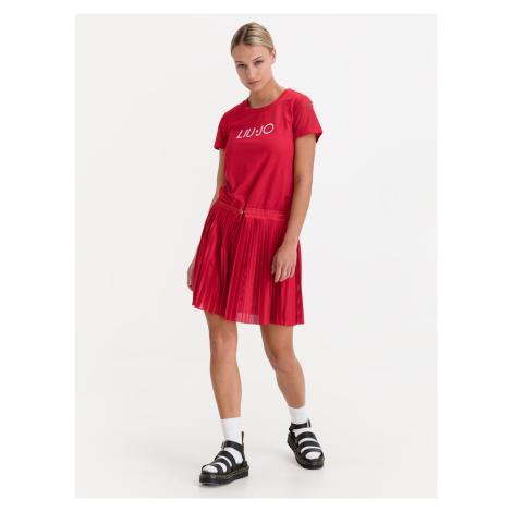 Šaty Liu Jo Červená