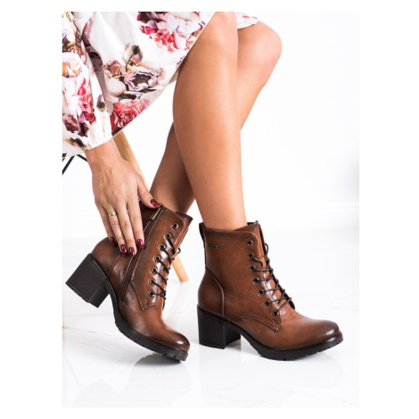 CASUAL ANKLE BOOTS VINCEZA