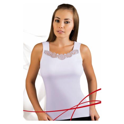 Dámská košilka Milia white Emili