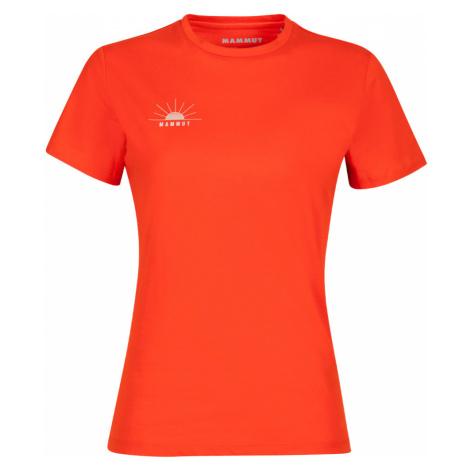 Dámské triko Mammut Seile T-Shirt Women
