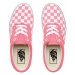 Boty Vans Era checkerboard strawberry
