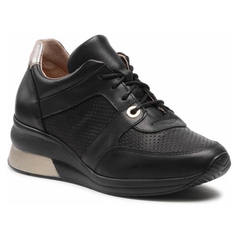 Sneakersy EKSBUT - 2C-6171-155.F52.G45 Černá