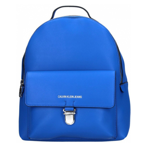 Dámský batoh Calvin Klein Jeans Milla - modrá