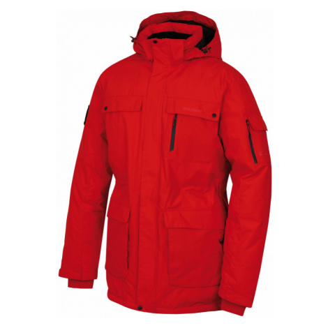 Pánská bunda HUSKY Dantex M červená