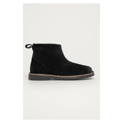 Birkenstock - Semišové boty Melrose