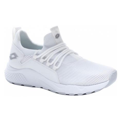 Lotto BREEZE RISE II MSH W bílá - Dámská volnočasová obuv