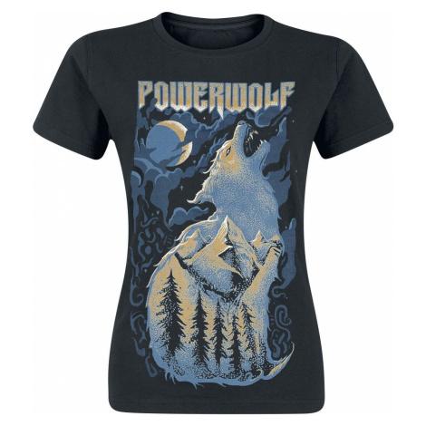 Powerwolf Demons Are A Girl's Best Friend dívcí tricko černá