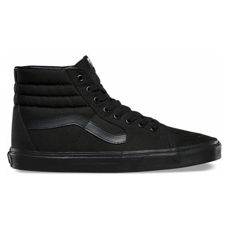 Vans SK8-Hi Black Black Black černé VTS9BJ4