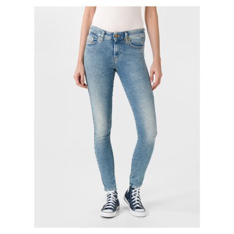 Slandy Jeans Diesel Modrá