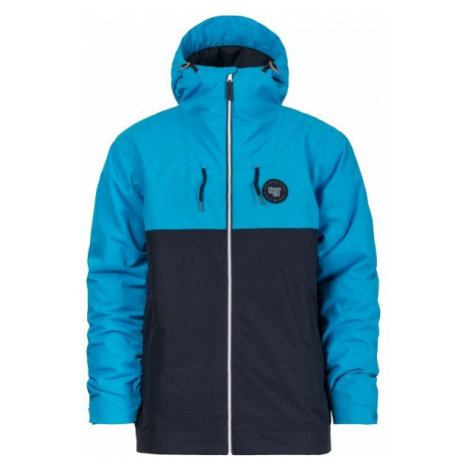 Horsefeathers SABER JACKET modrá - Pánská lyžařská/snowboardová bunda