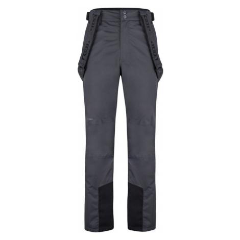 LOAP FOSSI Pánské lyžařské kalhoty OLM1917T71T šedá