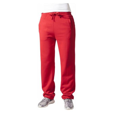 Loose-Fit Sweatpants - red Urban Classics