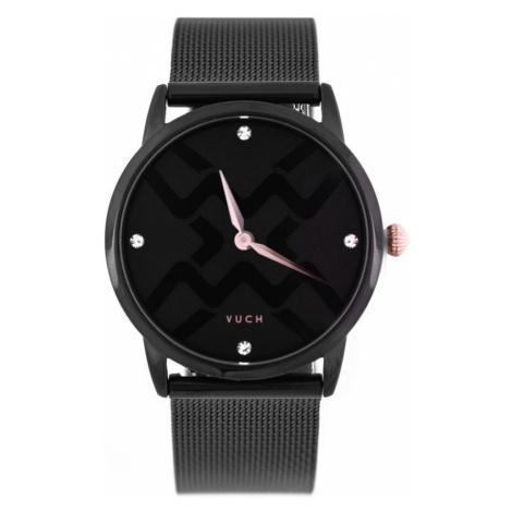 Vuch černé hodinky Josette