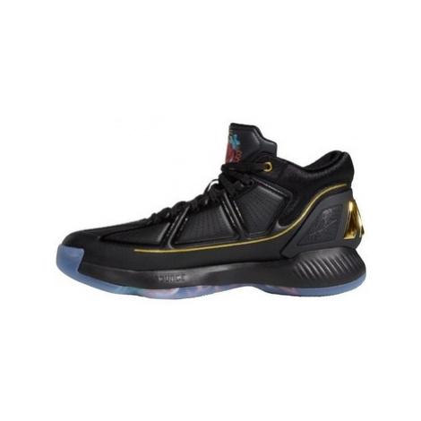 Adidas D Rose 10 Černá