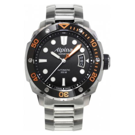 Alpina Seastrong Diver 300 Automatic AL-525LBO4V26B