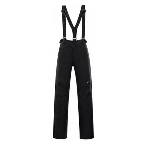 Anika 2 černá dámské lyžařské kalhoty s membránou ptx ALPINE PRO
