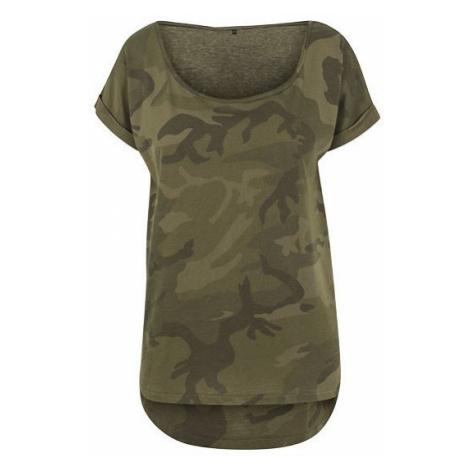 Dámské Military tričko, Černá