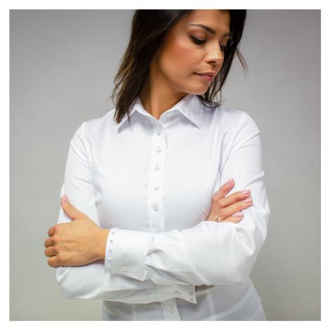 Dámská košile s perlovým zdobením 10123 Willsoor