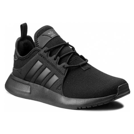 Boty adidas - X_Plr J BY9879 Cblack/Cblack/Cblack