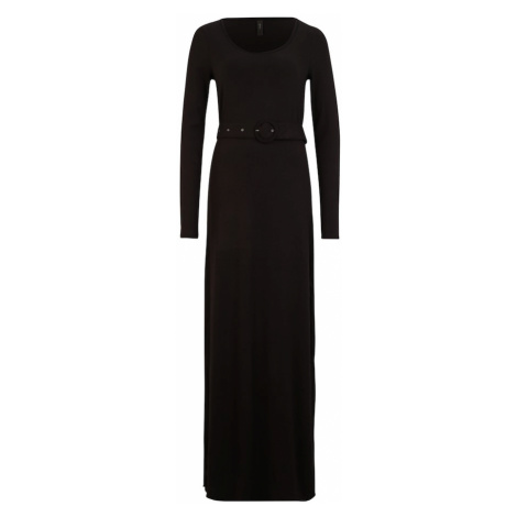 Y.A.S Tall Úpletové šaty 'ELLE' černá