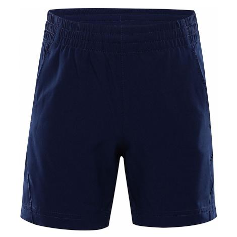 ALPINE PRO HINATO 3 Dětské šortky KPAR187677 estate blue