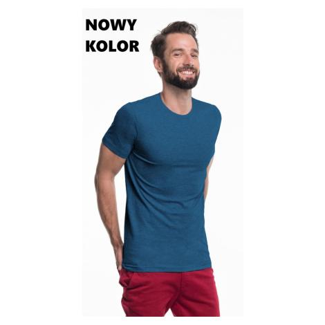 Pánské tričko T-shirt Heavy Slim 21174 - PROMOSTARS černá