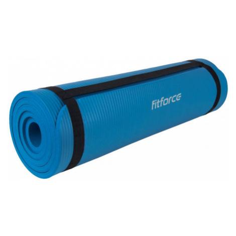 Fitforce YOGA MAT 180X61X1 modrá - Podložka na cvičení