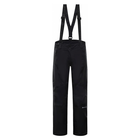 Dámské lyžařské kalhoty Alpine Pro ANIKA - černá