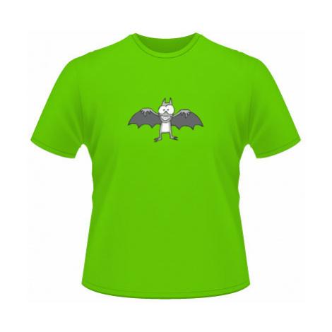 Pánské tričko na tělo Netopýrek