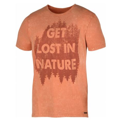 Husky Bronson M, tm. oranžová Pánské triko