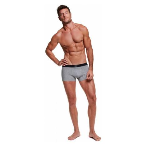 Pánské boxerky Henderson 37288 Vibe | šedá