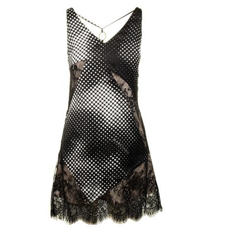 Guess by Marciano dámské šaty s puntíky