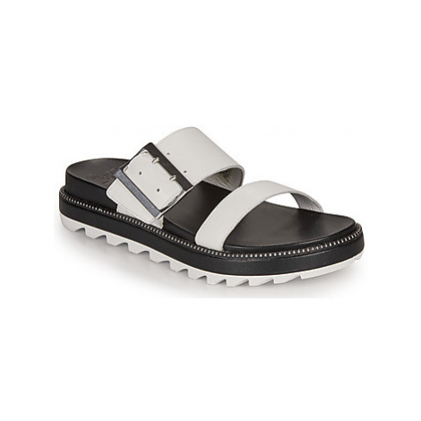 Sorel ROAMING BUCKLE SLIDE Bílá