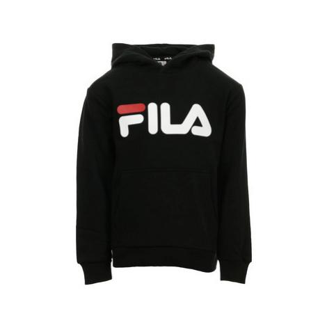 Fila Kids Classic Logo Hoody Černá