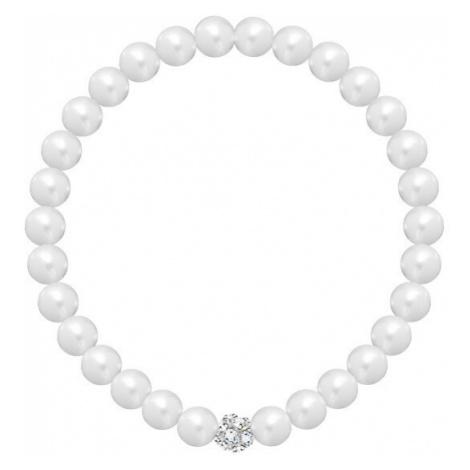 Preciosa Perličkový náramek Velvet Pearl 01