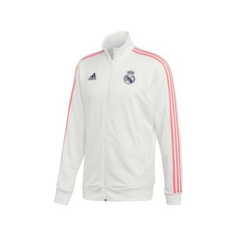 Adidas Real Madrid Training Top Bílá