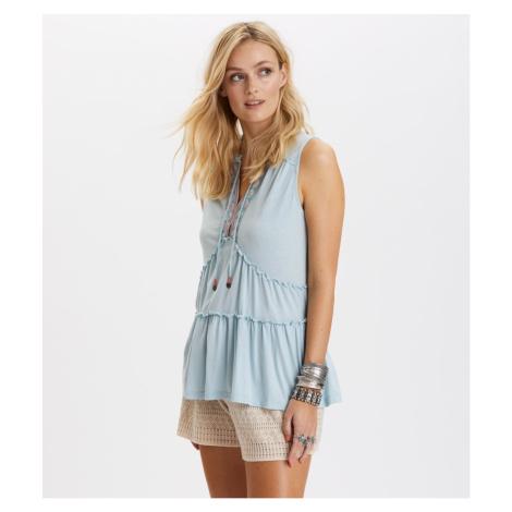Tričko Odd Molly Love Chimes Top - Modrá