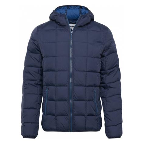 WRANGLER Zimní bunda 'THE PUFFER' námořnická modř