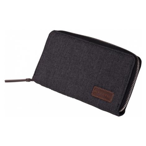 ALPINE PRO ESME Dámská peněženka LBGN035779 tmavě šedá UNI