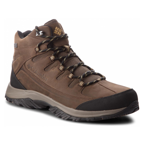 Trekingová obuv COLUMBIA - Terrebonne II Mid BM5518 Mud/Curry 255