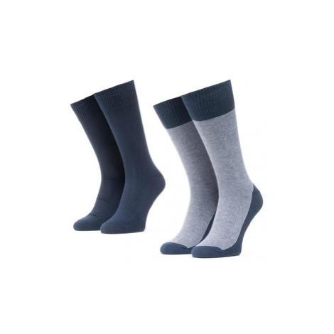 Sada 2 párů vysokých ponožek unisex Levi's® Levi´s
