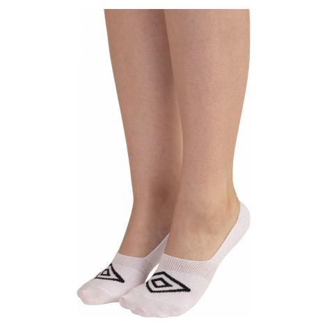 Dámské nízké ponožky Umbro 223858/1 bílý
