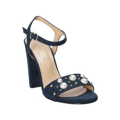 Grace Shoes 1396 Modrá