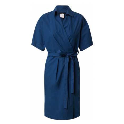 Weekend Max Mara Košilové šaty 'AUSTIN' tmavě modrá