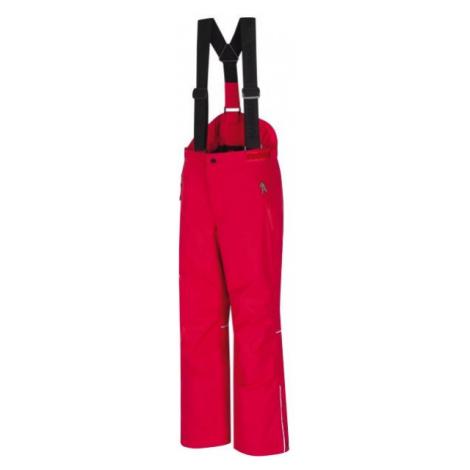 Hannah AMIDALA JR červená - Dětské lyžařské kalhoty