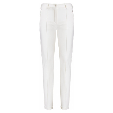 Lyžařské kalhoty Fusalp FUZZ bílá