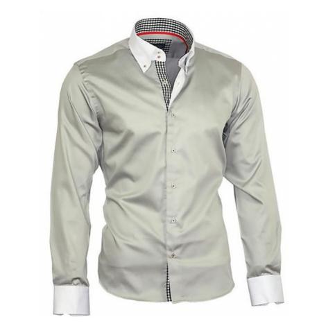 BINDER DE LUXE košile pánská 80803 saténová