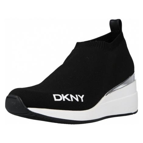 DKNY Slip on boty 'PARKS' černá