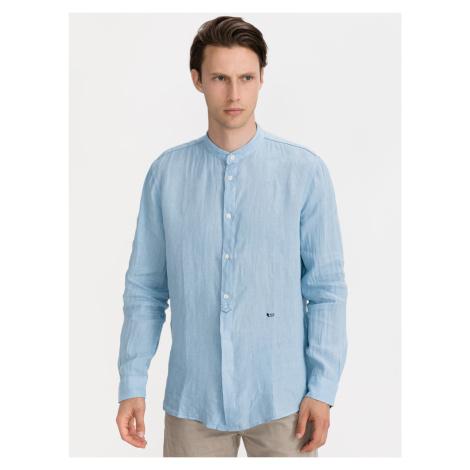 Misao Košile GAS Modrá