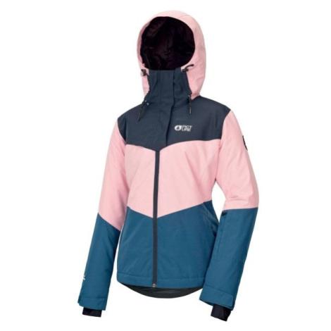 Picture WEEK END růžová - Dámská zimní bunda